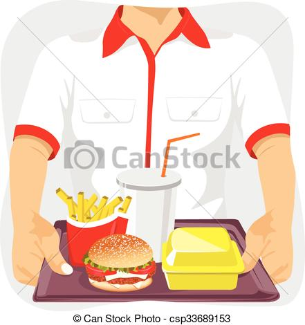Denmark clipart food tray Restaurant common Clipart Vector