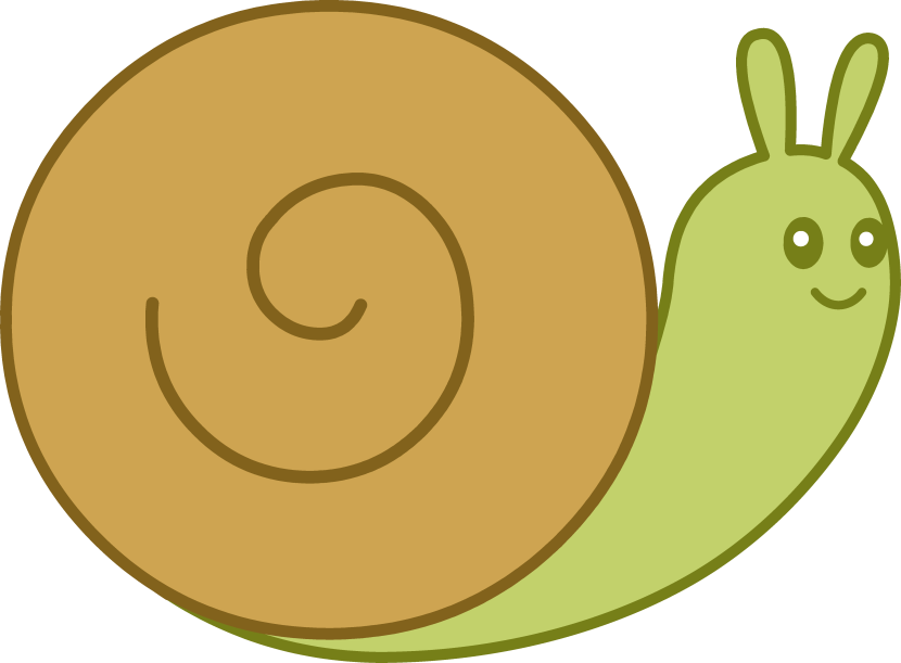 Snail clipart Cartoon com Snail Clipartion Clipart