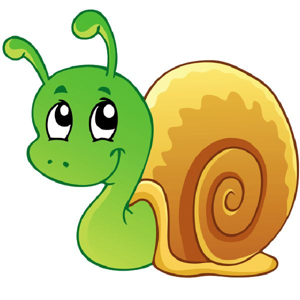 Mollusc clipart cartoon 2 Snail pixels cute art