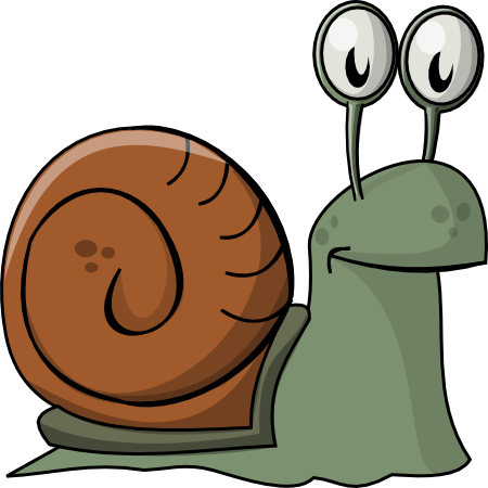 Mollusc clipart cartoon Free Clipart Art Snail Art