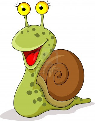 Mollusc clipart cute cartoon #4