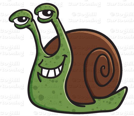 Cartoon clipart snail Cartoon Illustration cartoon illustration character