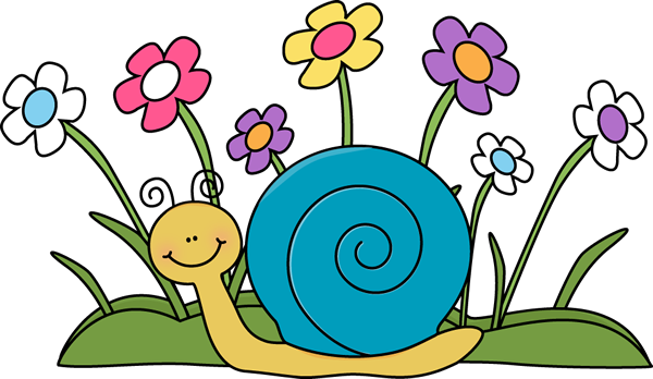 Gallery clipart august flower Snail and Art and Image