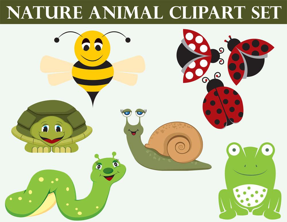 Caterpillar clipart bee Art Ocean Shell Commercial Animals