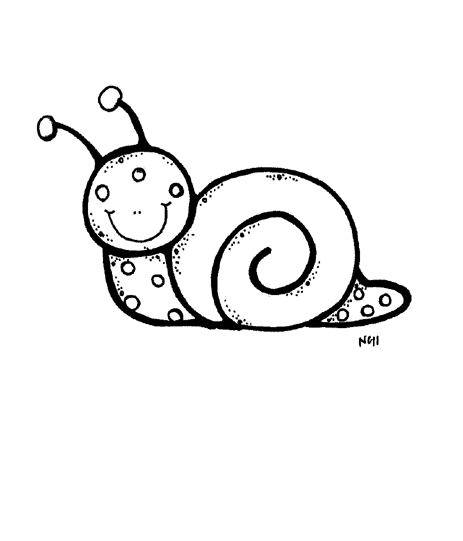 Mollusc clipart insect 2011 snail MelonHeadz: :) May