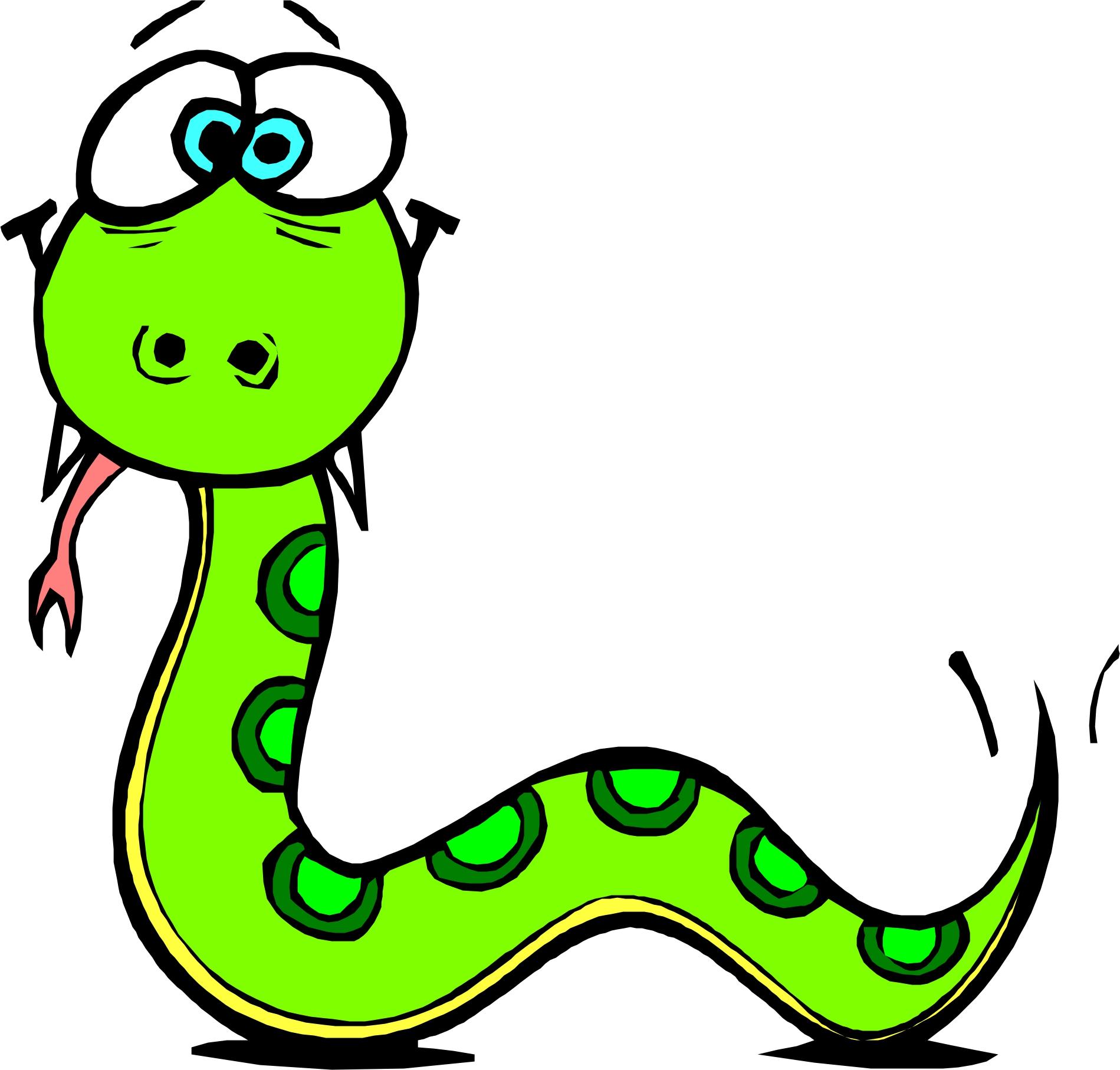 Snake clipart Art Clipart Free snake%20clipart Images