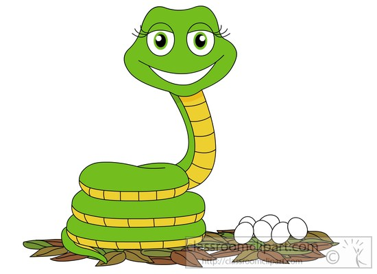 Snake clipart Art Clip Graphics yellow Kb