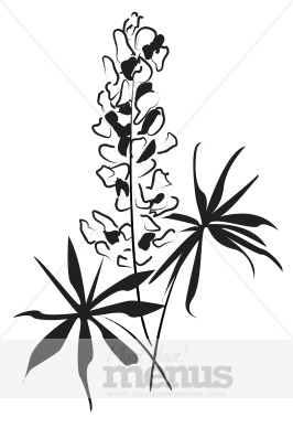 Snapdragon clipart #9