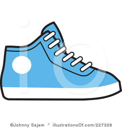 Sneakers clipart And Free Tennis Shoes Clipart