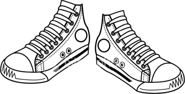 Sneakers clipart Free Clip 67 Shoe Savoronmorehead