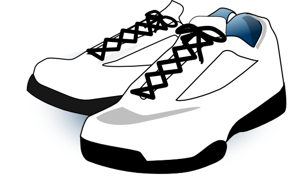 Sneakers clipart #9