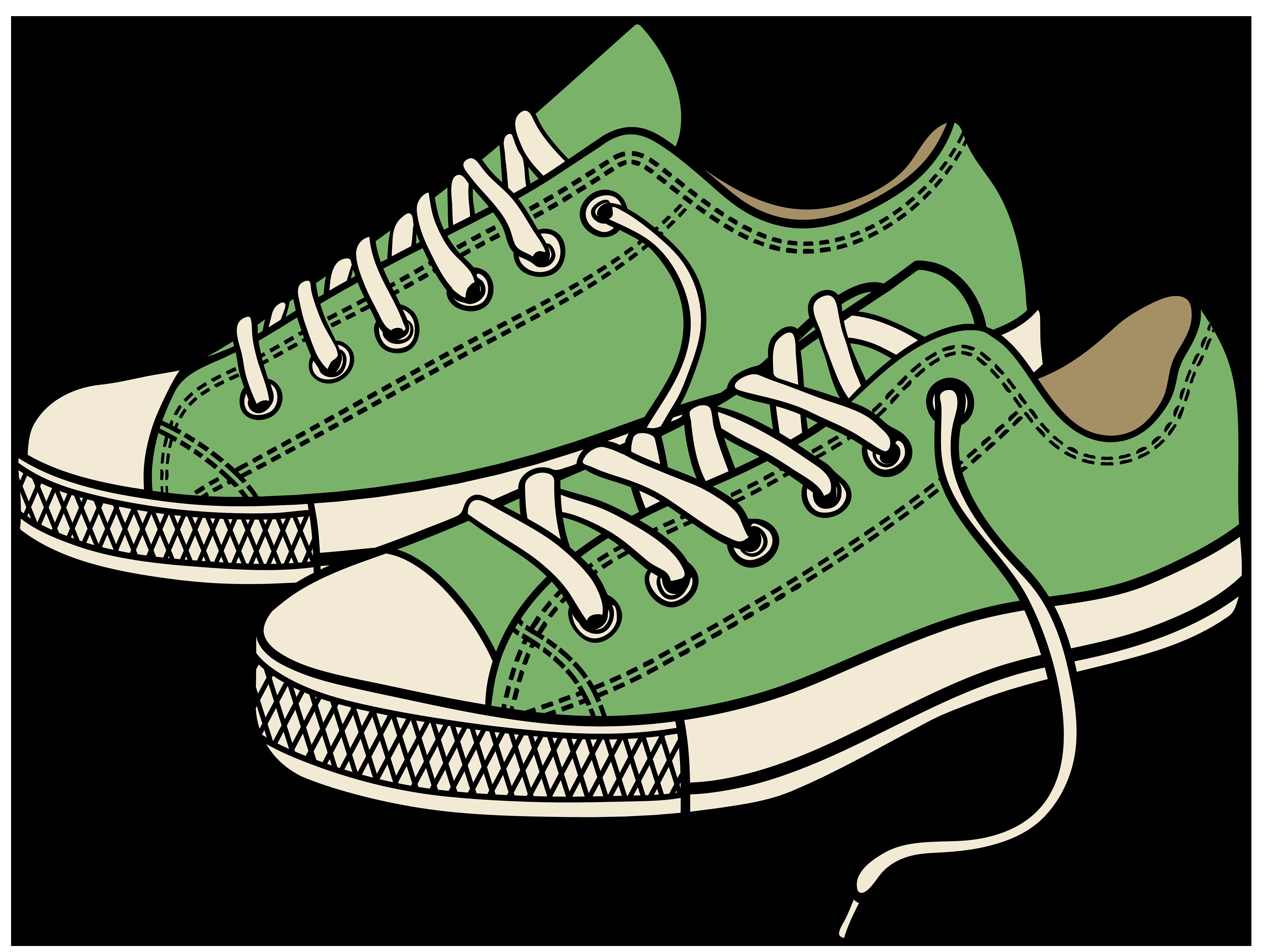 Sneakers clipart Sneakers clipart clipart #17 Download