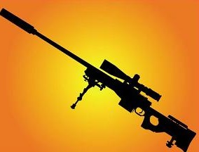 Sniper clipart cartoon Rifle sniper Sniper Free Clipart