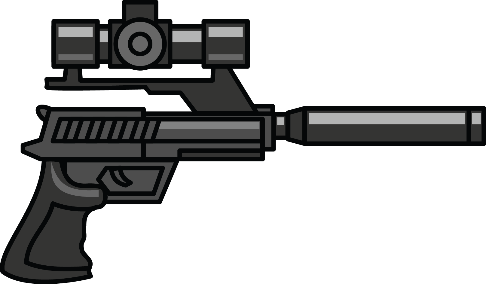 Sniper clipart Rifle Sniper  Art Free