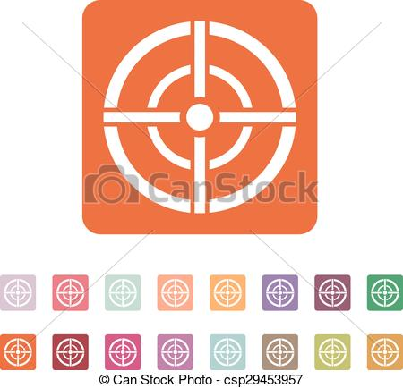 Sniper clipart aim And of Clipart target aim