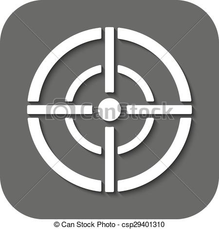 Sniper clipart aim And Art Vector target The