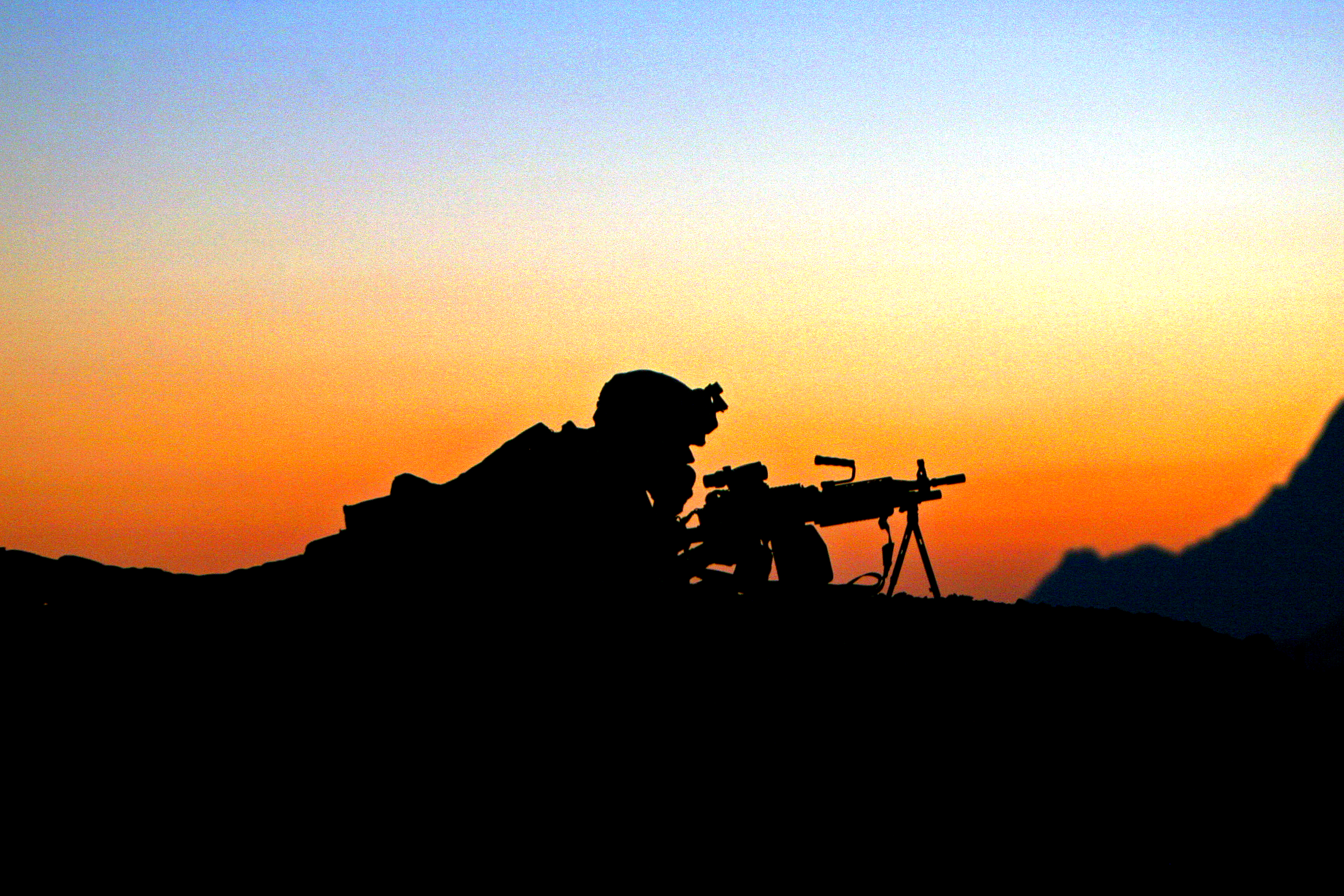 Sniper clipart american soldier Public Military Free Domain image