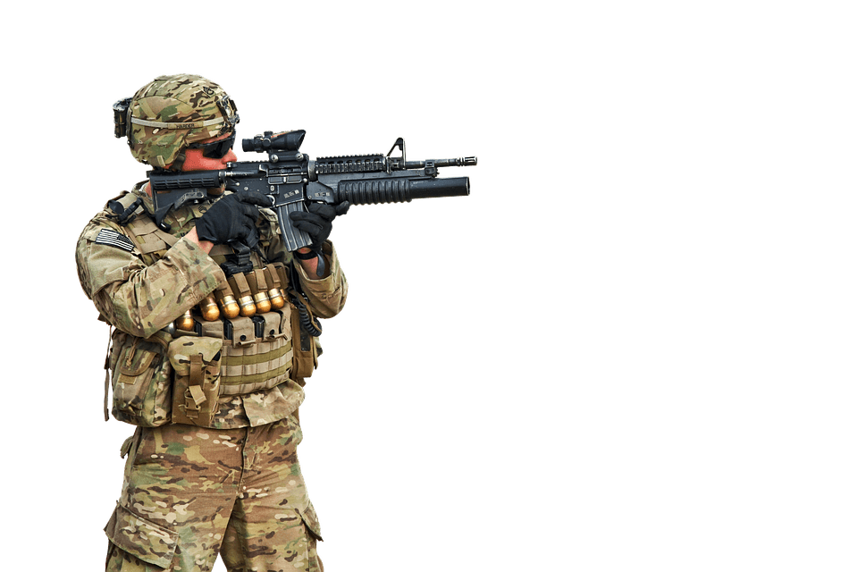 Sniper clipart american soldier StickPNG Download American PNG transparent