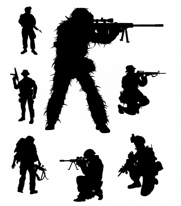 Weapon clipart military soldier Soldier Patriotic Vector Soldier Soldier