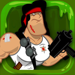 Sniper clipart deadly Donna Sniper Crazy Zombies by