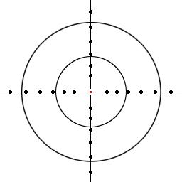 Sniper clipart target  Clip Art Sight Symbols