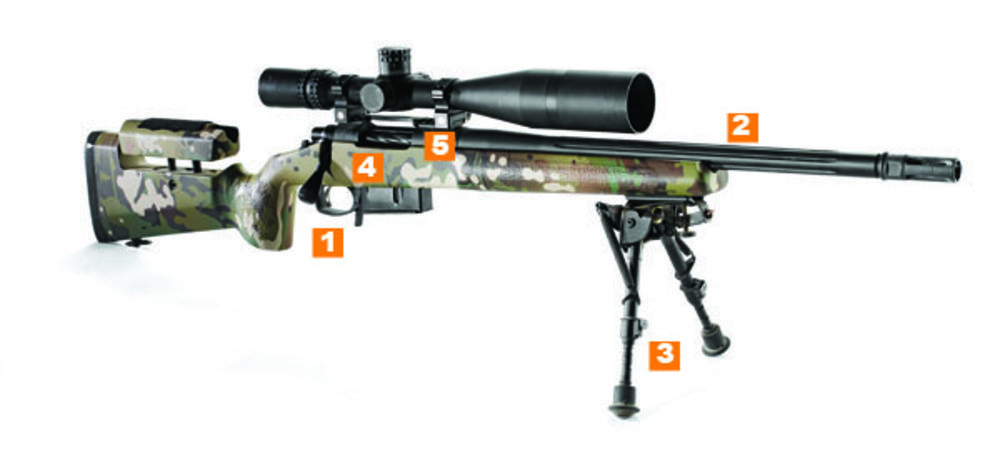 Sniper clipart hunting rifle Hunters Shooting sniper School Outdoor