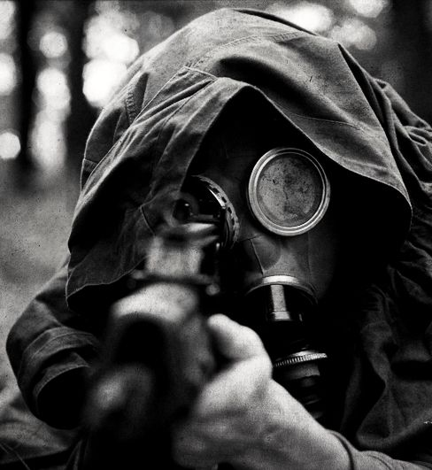 Sniper clipart masked Gas Gas best Mask on
