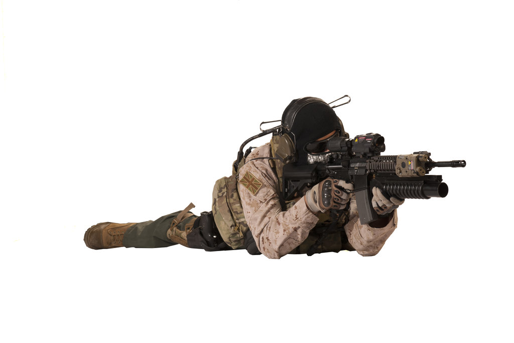 Drawn snipers prone 2 DeviantArt Ghost Explore cod6