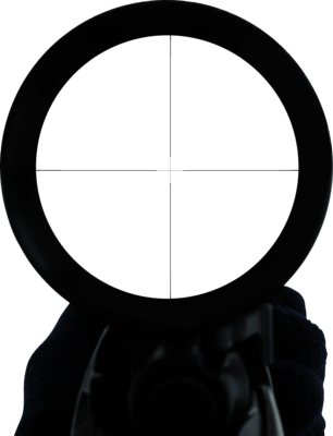 Snipers clipart transparent Free Crosshair Clip Art PNG