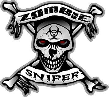 Snipers clipart skull 5