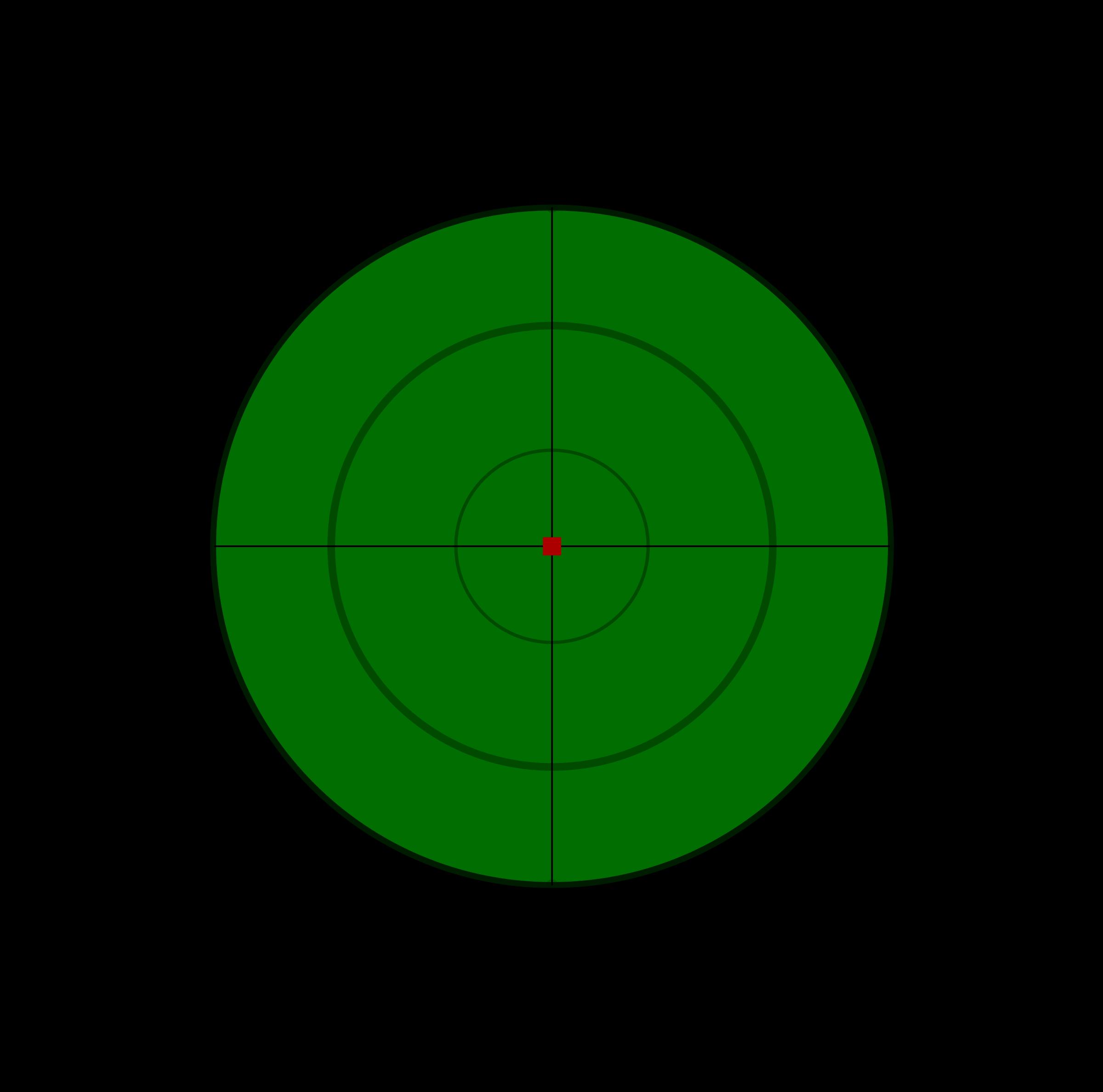 Sniper target Clipart Sniper target