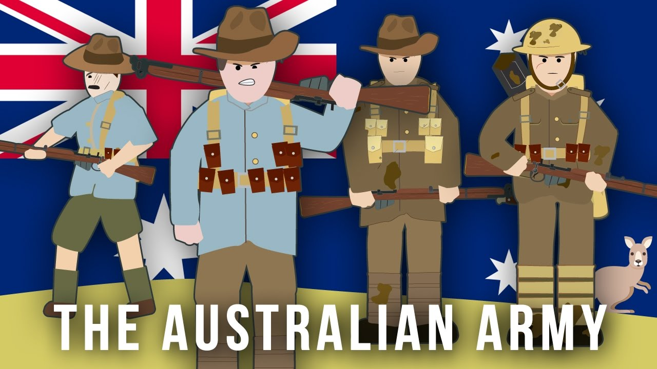 Sniper clipart ww1 soldier YouTube Australian Factions: The Army