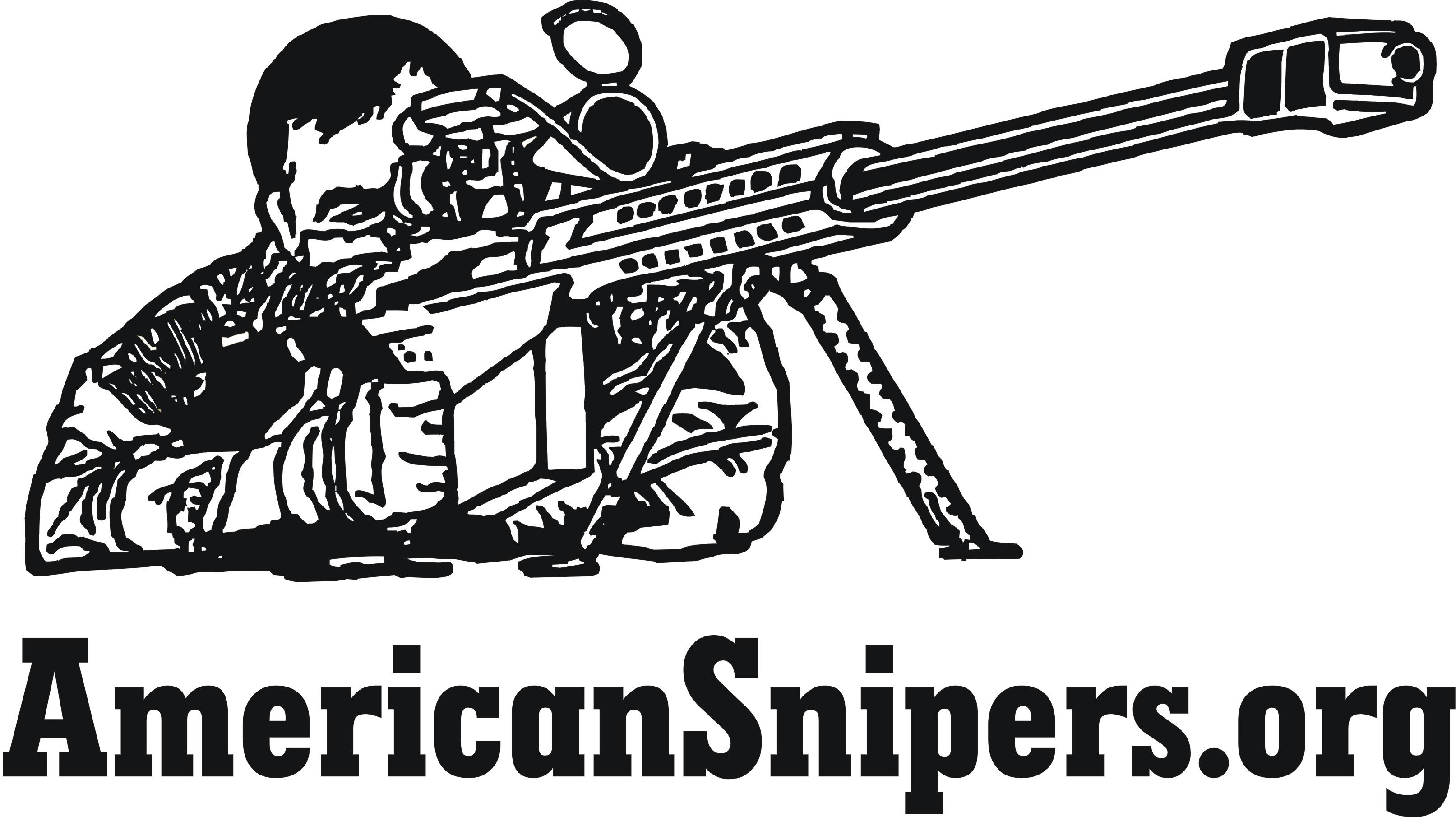Sniper clipart black and white With Labe AmericanSnipers Industries Teams