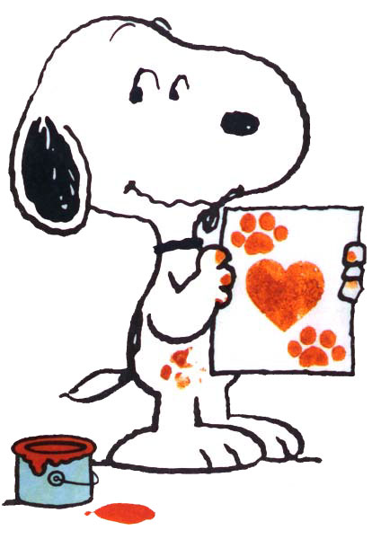 Heart clipart snoopy And Search Cute Snoopy Snoopy