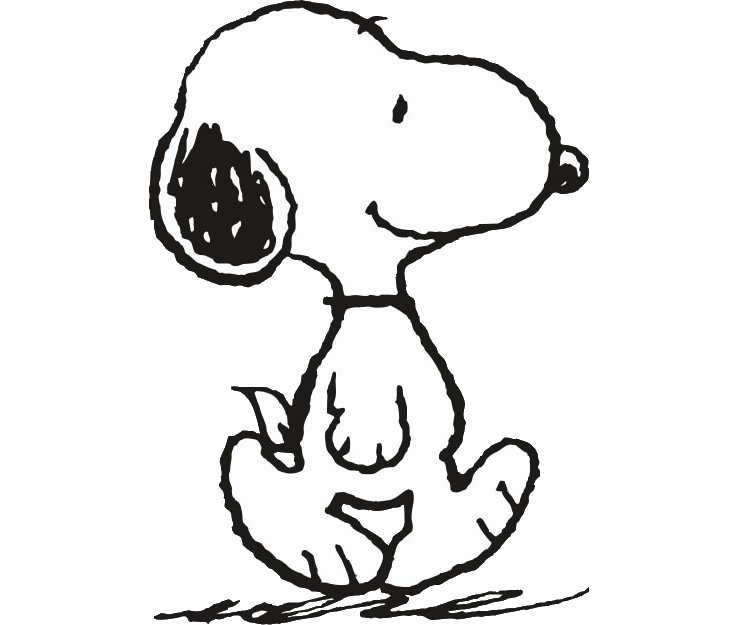 Snoopy clipart Clip Peanuts Snoopy Free Characters