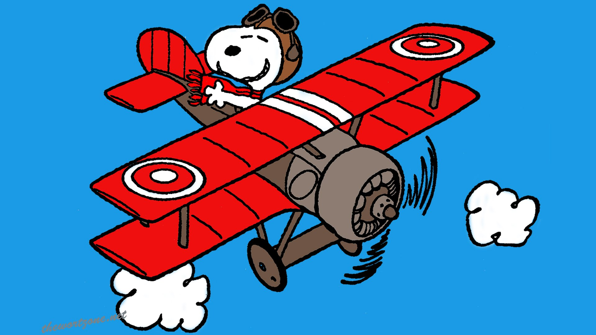 Snoopy clipart airplane Snoopy Snoopy  Charlie YouTube