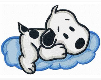 Snoopy clipart animal Etsy Patch Snoopy Iron Baby