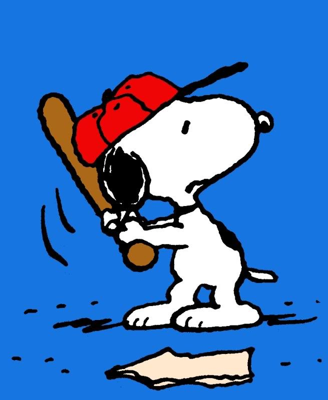 Snoopy clipart baseball Search AND images 1294 baseball