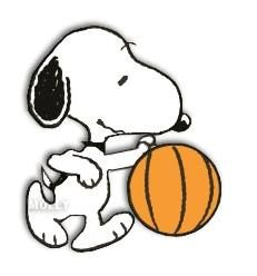 Snoopy clipart basketball Basketball Snoopy Pinterest March Madness
