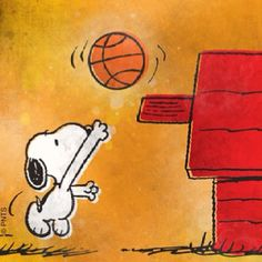 Snoopy clipart basketball Clip Cliparts Snoopy Basketball I