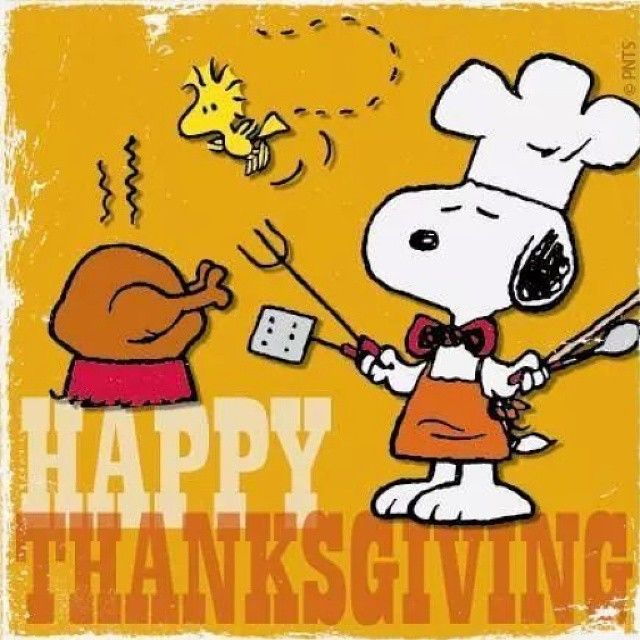 Snoopy clipart cooking For Snoopy Turkey Cooking Snoopy