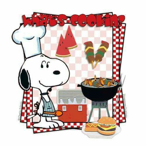 Snoopy clipart cooking Chef with best on Get