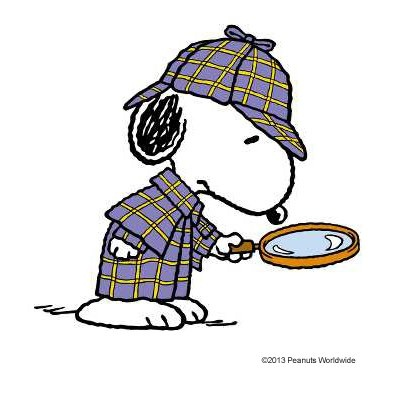 Snoopy clipart detective About Phases best Pinterest of