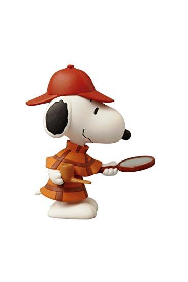 Snoopy clipart detective Figure Version Detail Figure Version