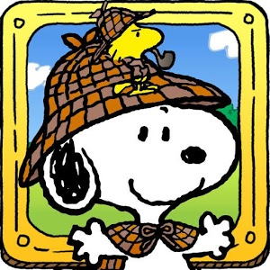 Snoopy clipart detective Apps on Snoopy Google Snoopy