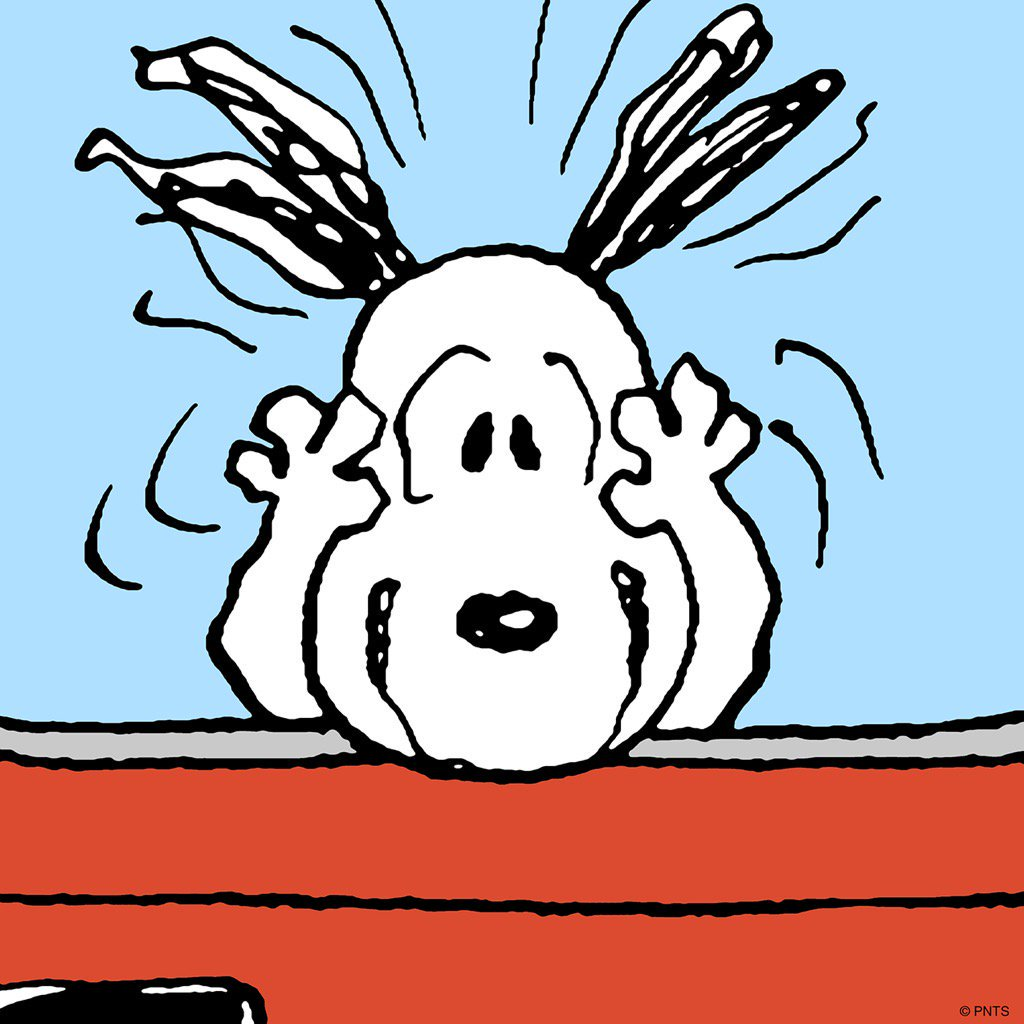 Snoopy clipart face On Twitter:
