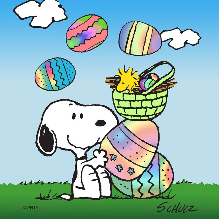 Snoopy clipart feliz Egg images Hunt this and