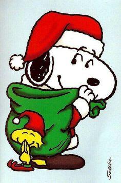 Snoopy clipart feliz Catalog of Elf Santa •
