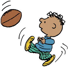 Football clipart snoopy Clipart amp187 Clipart Art Snoopy