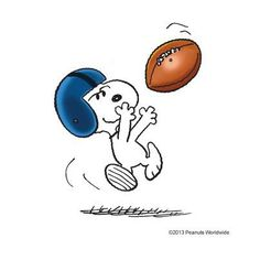 Football clipart snoopy Snoopy Football Snoopy Clipart Clipart